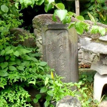 #03合羽川太郎の墓(2)拡大G1222.jpg